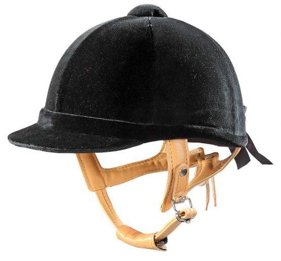 Zilco Jodz Elite Show Helmet 54 61 cm svart navy 1270 kr st 555x516 - HEM