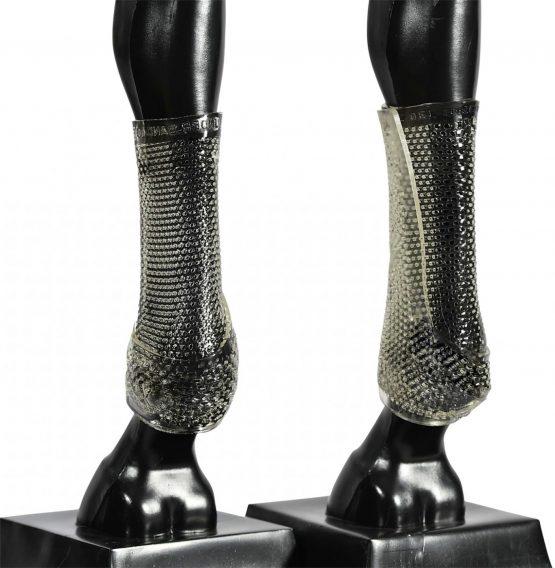 Gel Kotskydd 555x568 - Leg wraps gel - front