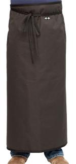 Körförkläde vinter 95 cm black - Körförkläden